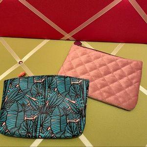BUNDLE- Ipsy Bags (2)